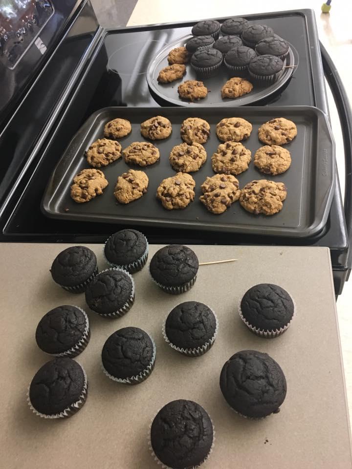 Plant-based cookies