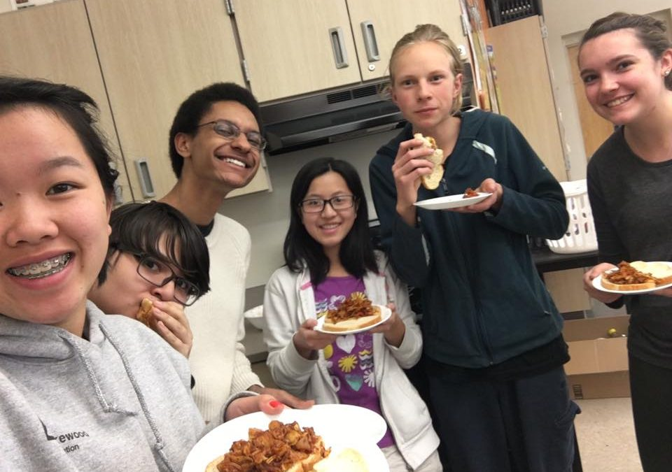 High School Plant-Based Creations Club